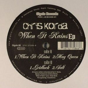 GLO 086 - INTERNATIONAL DEEJAY GIGOLO